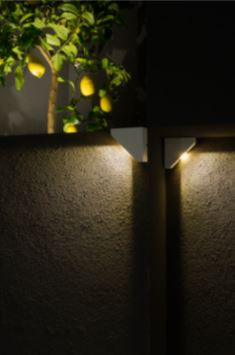 -  Linealight   Triangular outdoor wall light. This luminaire has been designed to adapt to the corner structures of facades while fitting in with the building architecture, in pursuit of the perfect blend of visual harmony and functionality.