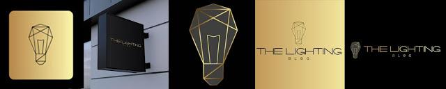 lighting company logo designs, blogger logo, copyrighted logo, thelightingblog.info,