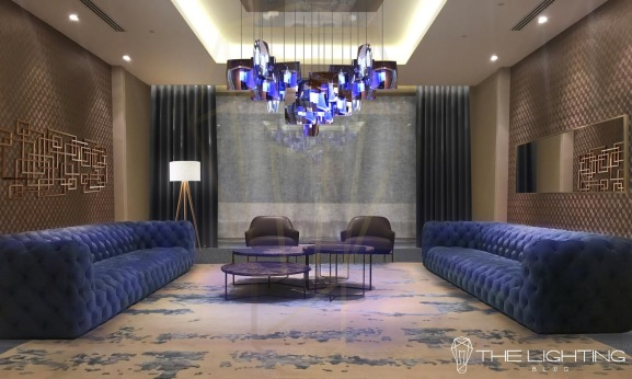 Modern Custom Chandelier Design,