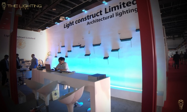 Light Middle East - 2018, Trade centre ,lighting company stand,exhibition stand,