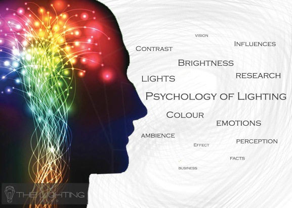 psychology of lighting,colour,emotions,perception,effect,ambience,facts ,brightness