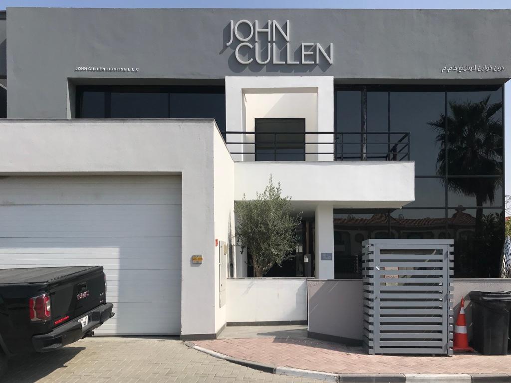 British Design House - John Cullen Lighting Launch in Dubai