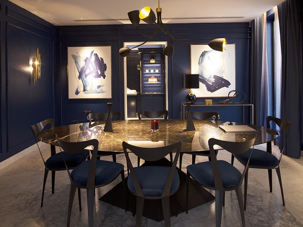 Tom Faulkner, British Design House - John Cullen Lighting Dubai